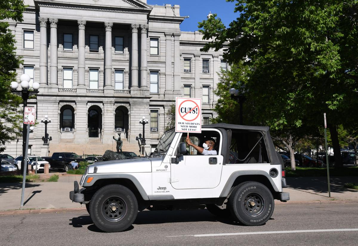Colorado General Assembly returns to the Capitol