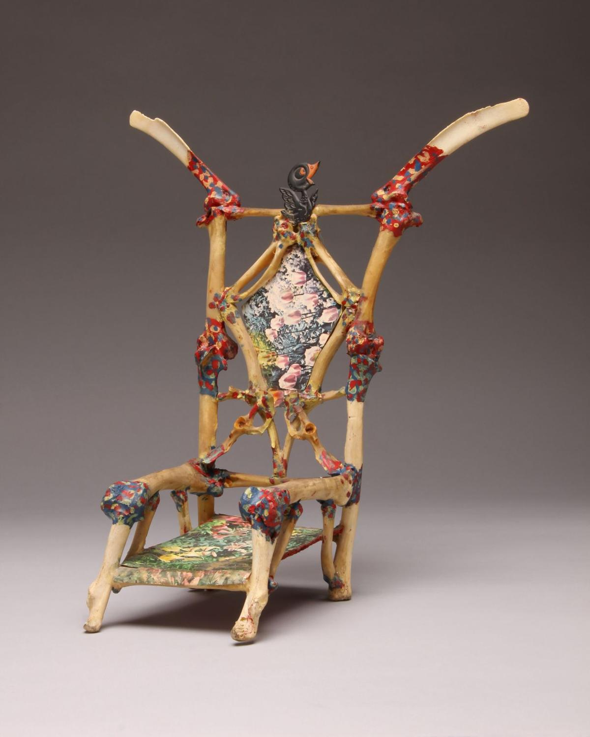 Exhibit at the Fine Arts Center celebrates American folk art