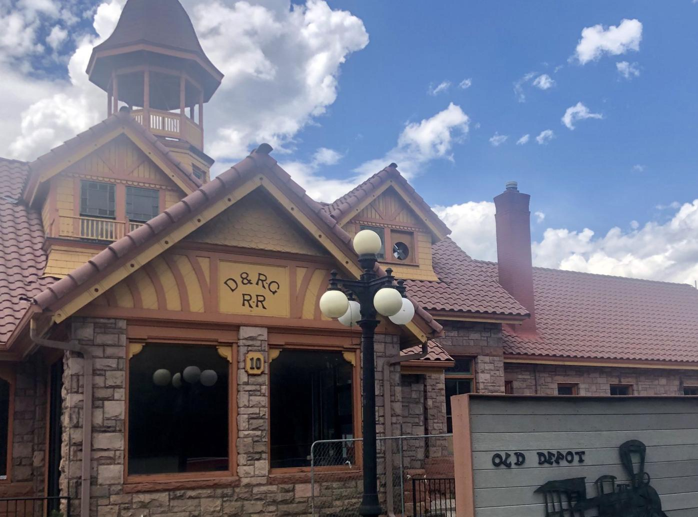 Colorado Springs historic depot to reopen with three restaurants and a lounge