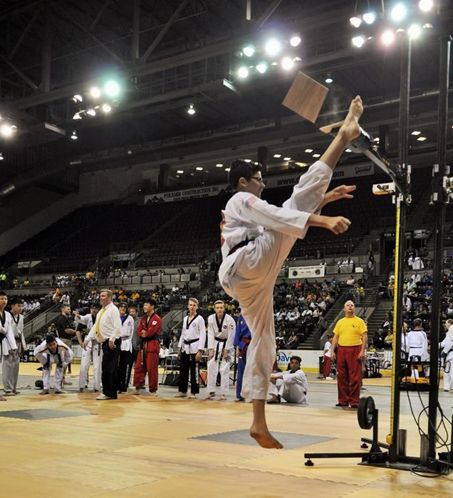 U.S. Open Taekwondo Hanmadang welcomes worldwide participants