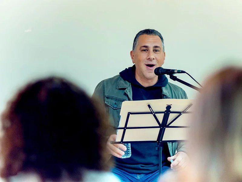 John Pavlovitz, digital pastor of the resistance, pitches a bigger Christian tent – Religion News Service