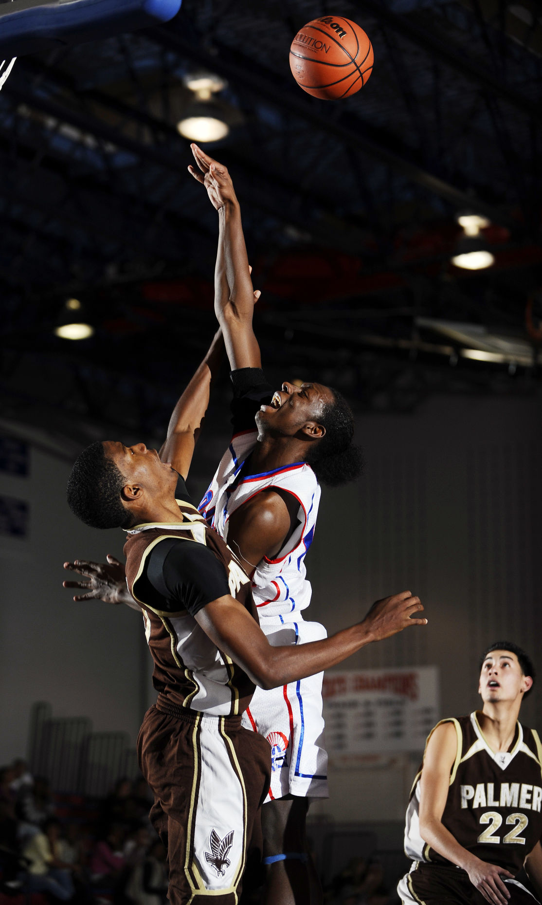 Fountain-Fort Carson Basketball