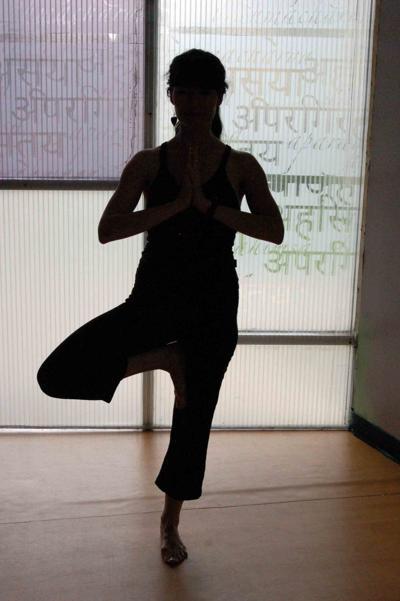 Live Well: Need a yoga jump start?