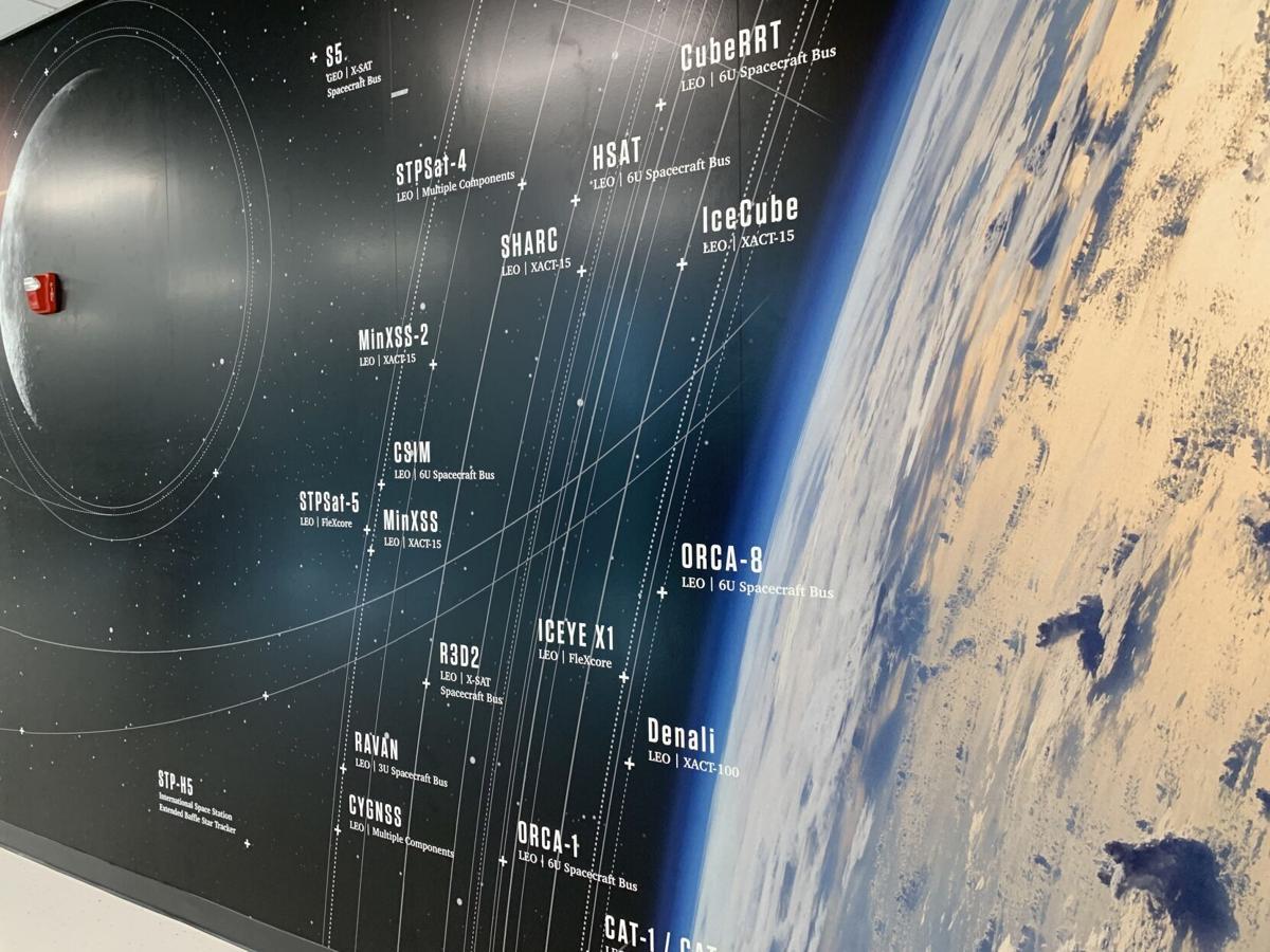 Blue Canyon satellites