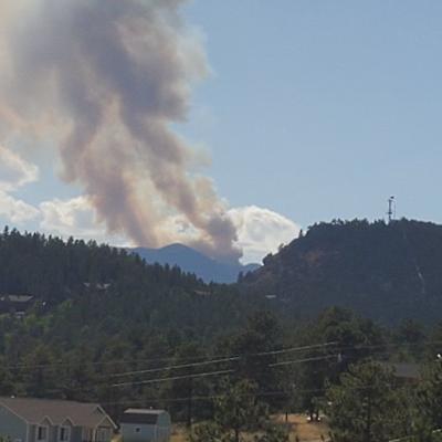 Shawnee Peak Fire