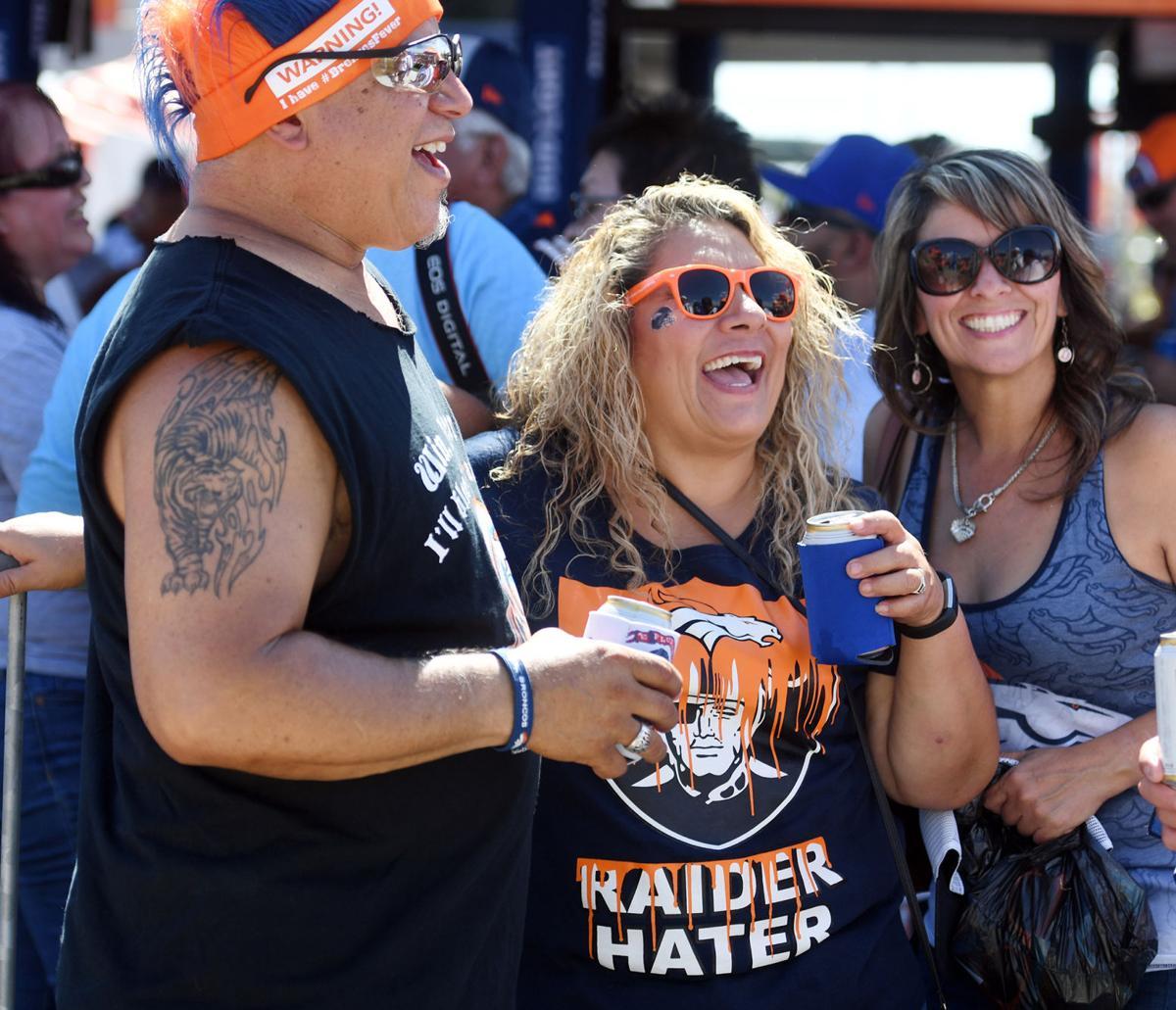 Broncos Raiders