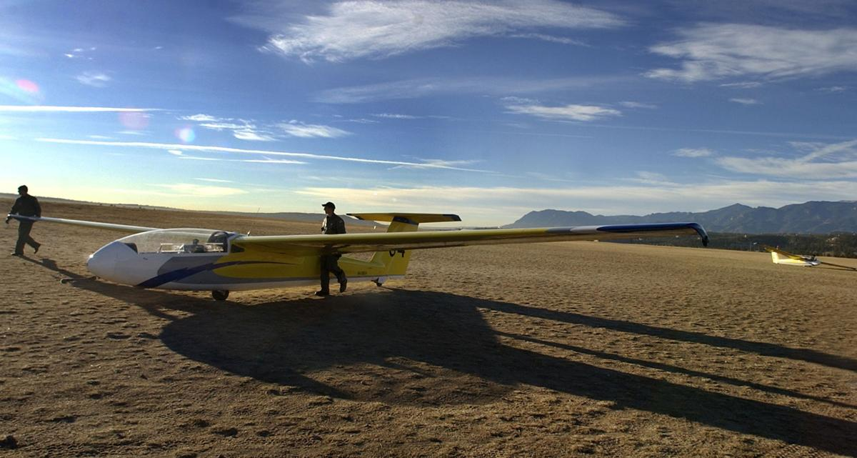 AFA glider