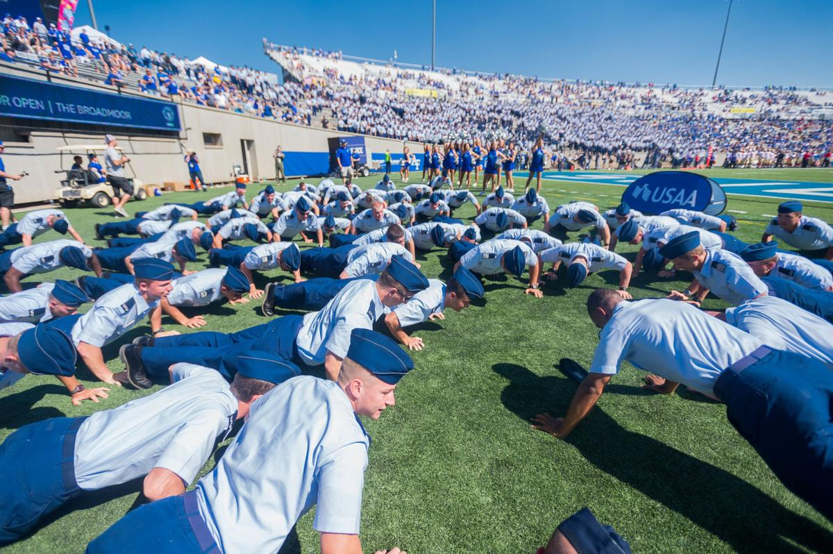 AIR FORCE ACADEMY FOOTBALL