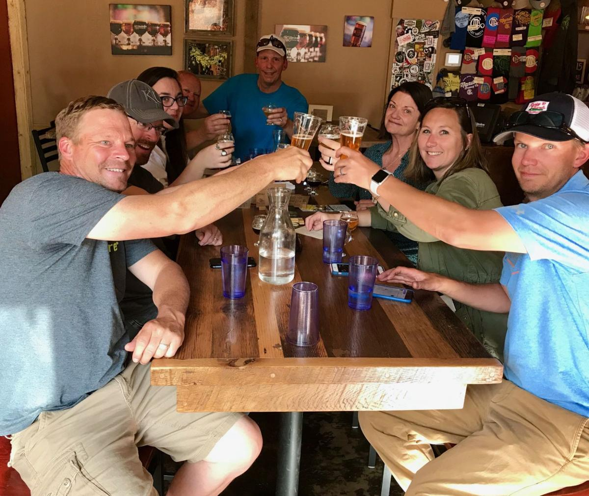 Pikes Pub: New walking tour showcases Manitou Springs history, beer