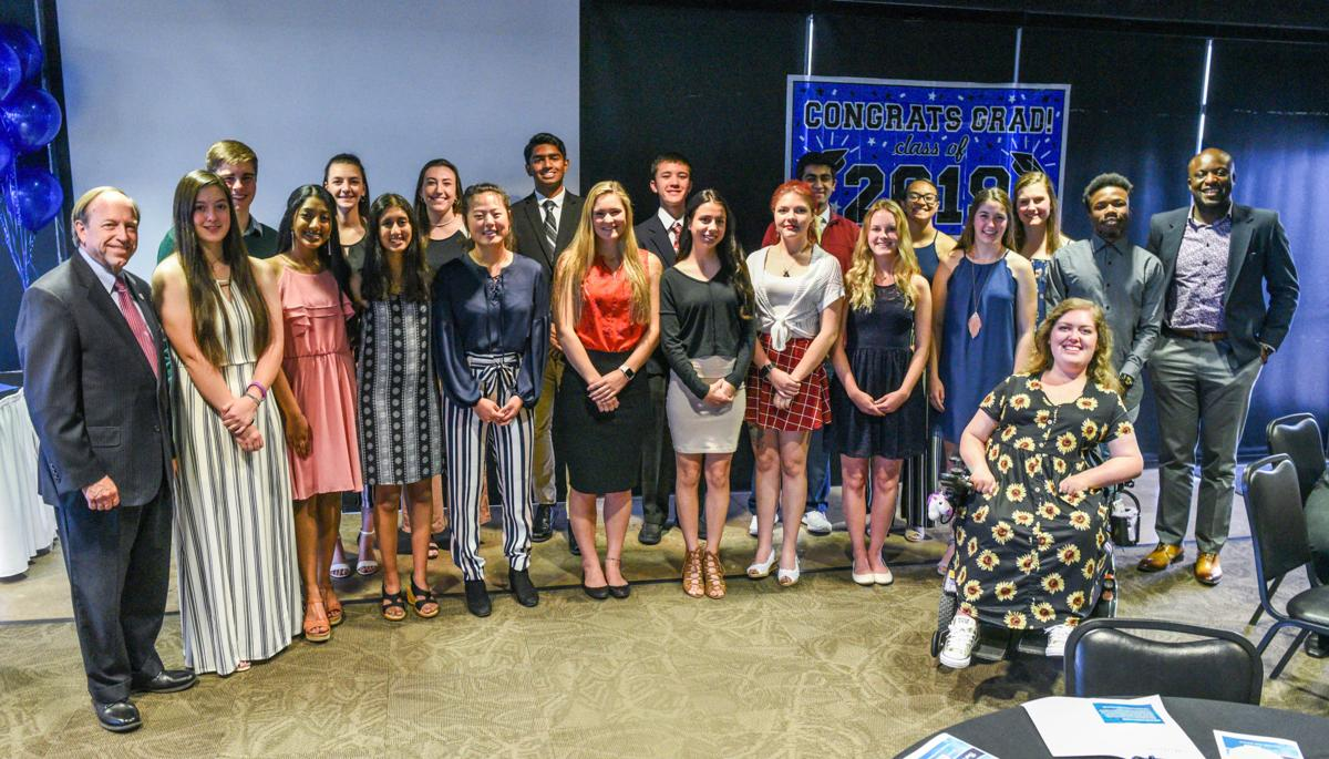 'Best & Brightest' students of the Pikes Peak region honored by Gazette Charities