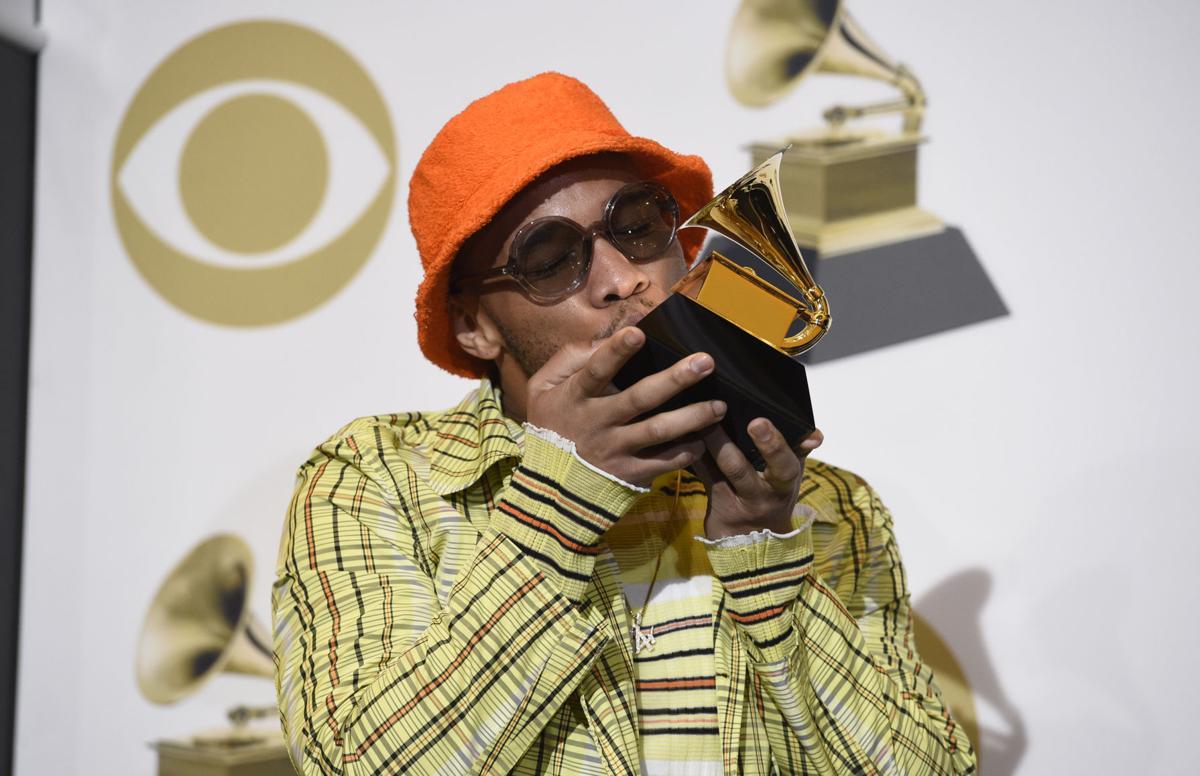 61st Annual Grammy Awards - Press Room