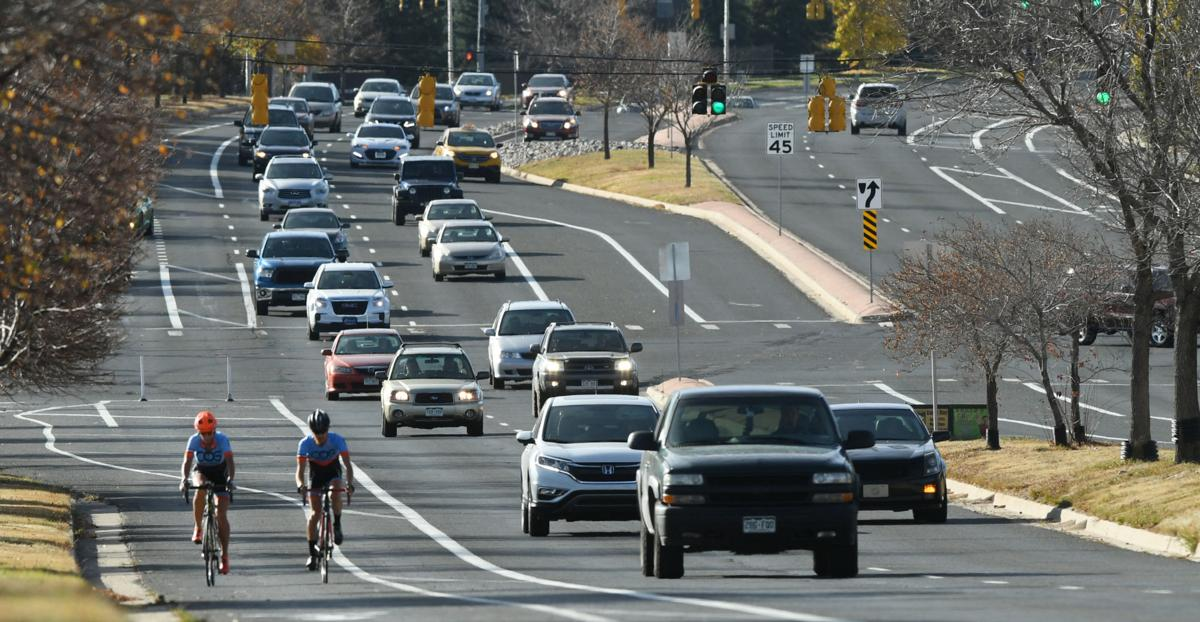 Colorado Springs terminating disputed bike lane project