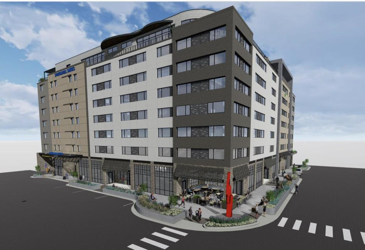 Colorado Springs In The Midst Of A Hotel Building Boom