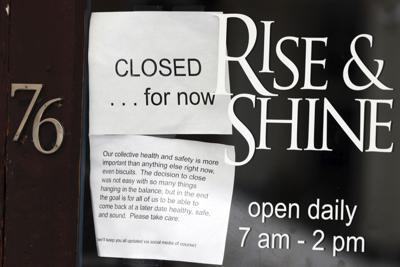 Unemployment closed sign (copy)