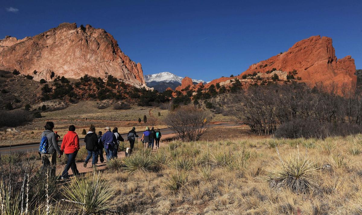 Web site touts Garden of the Gods | Colorado Springs News | gazette.com