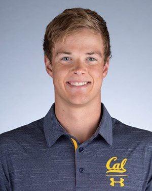 Daniel Carr, swimming, University of California