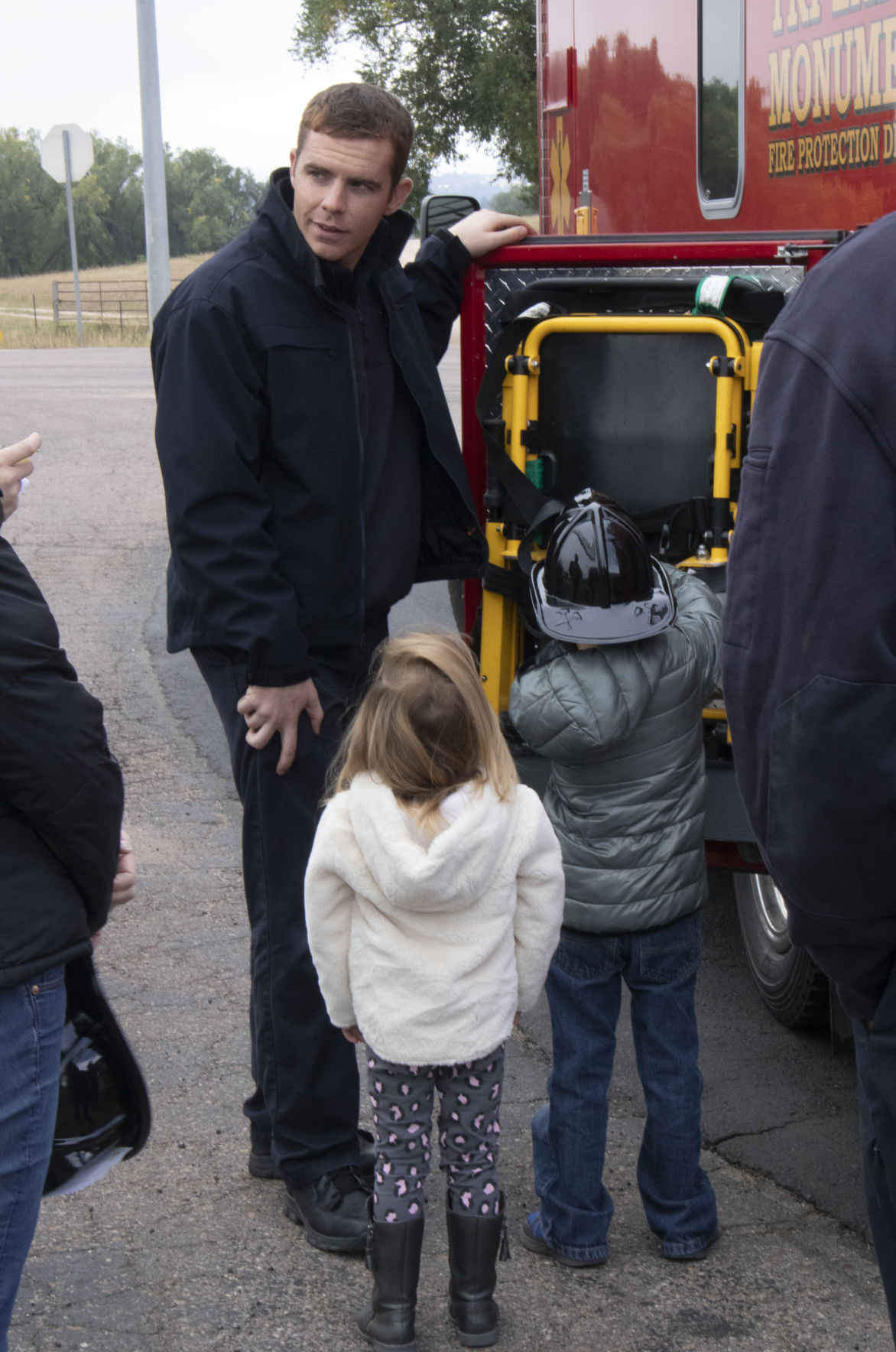 Snapshots: Tri-Lakes Monument Fire Protection District Station open house