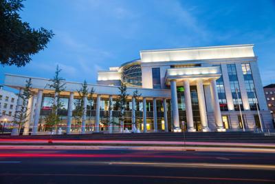 The Colorado Supreme Court In Denver (copy)