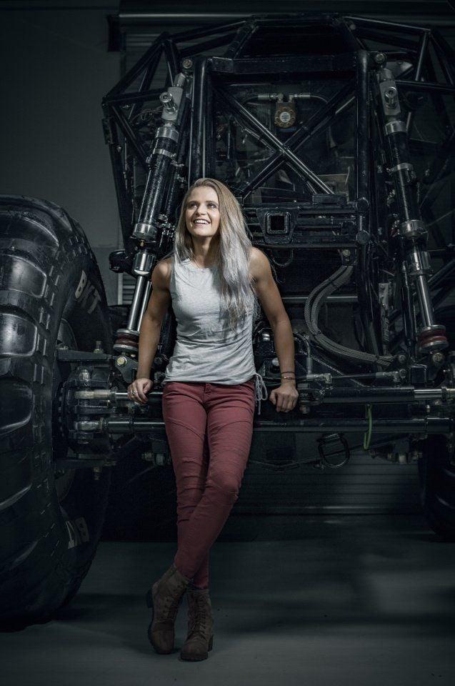Female Colorado Springs graduate making waves in world of monster trucks