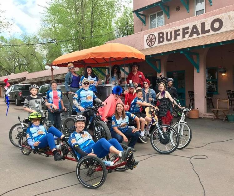 Bikes, art come together with 15th annual ROLL Bike Art Festival in Colorado Springs