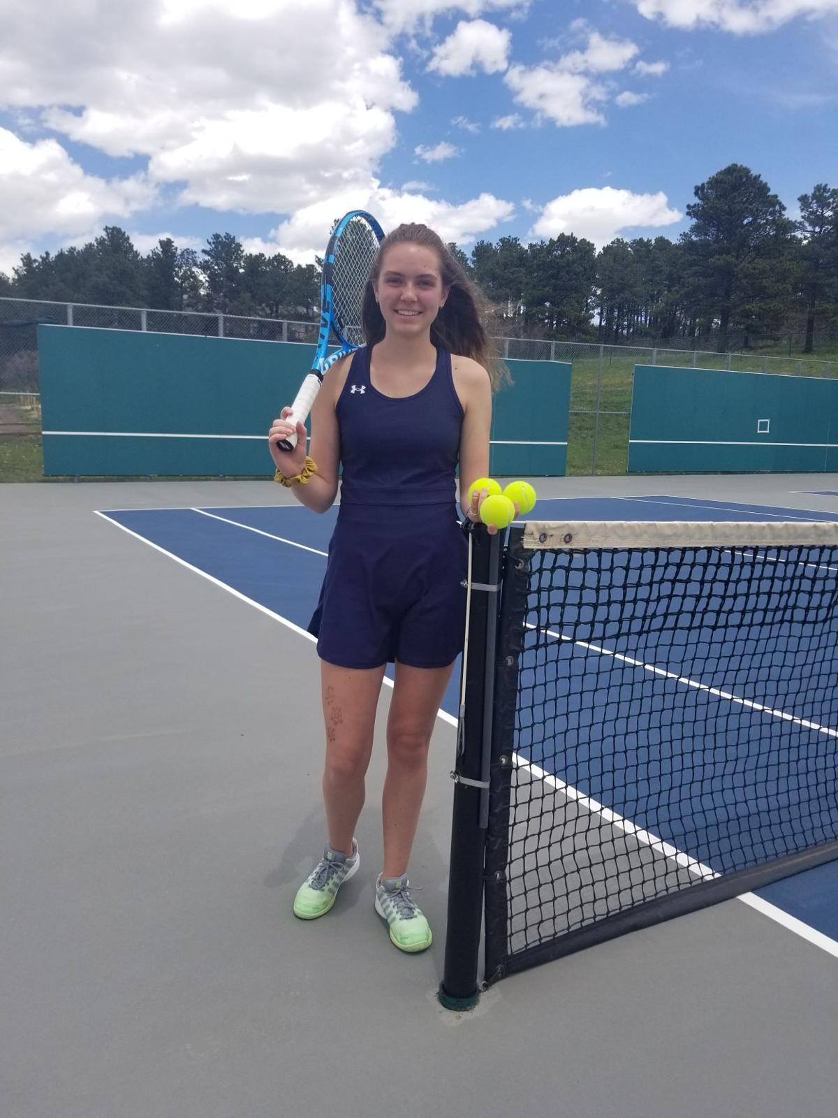 Palmer Ridge sophomore Tessa Rothwell