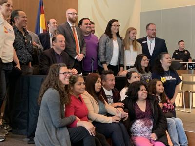 Polis signing bill to expand driver's license program for undocumented residents