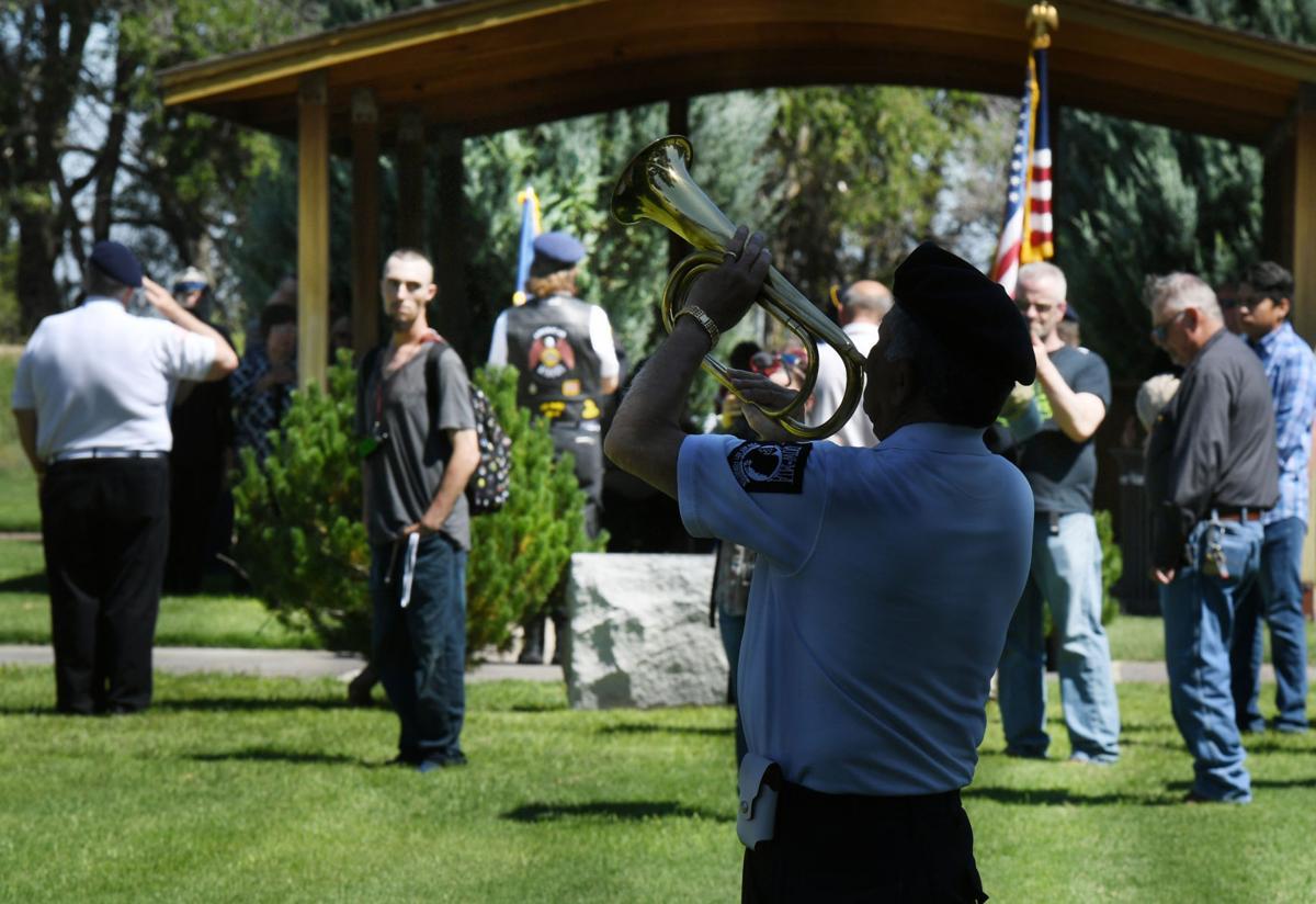 Navy Veteran Funeral 3