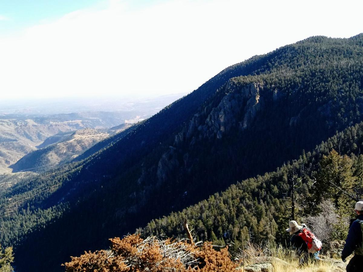 Happy Trails: Serious adventure to scenic Colorado Springs dome