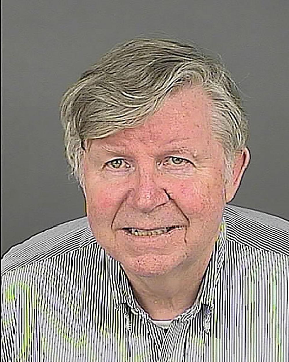 Douglas Bruce booking mugshot Friday, March 11, 2016