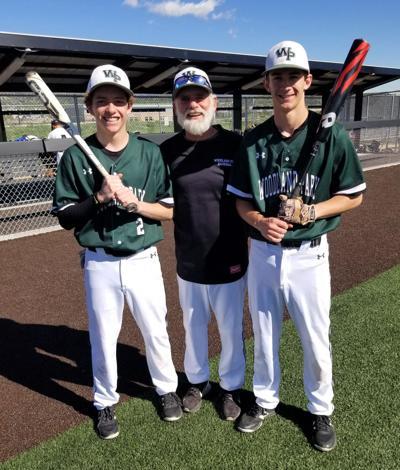 Lou Levy, left, Neil Levy, center, and Michael Shrum