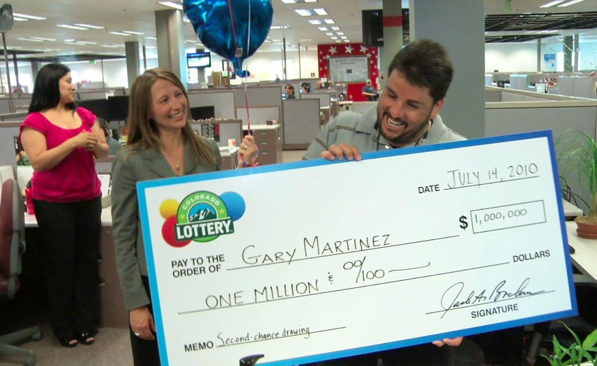 Fountain man cashes in with $1 million lottery prize | Colorado