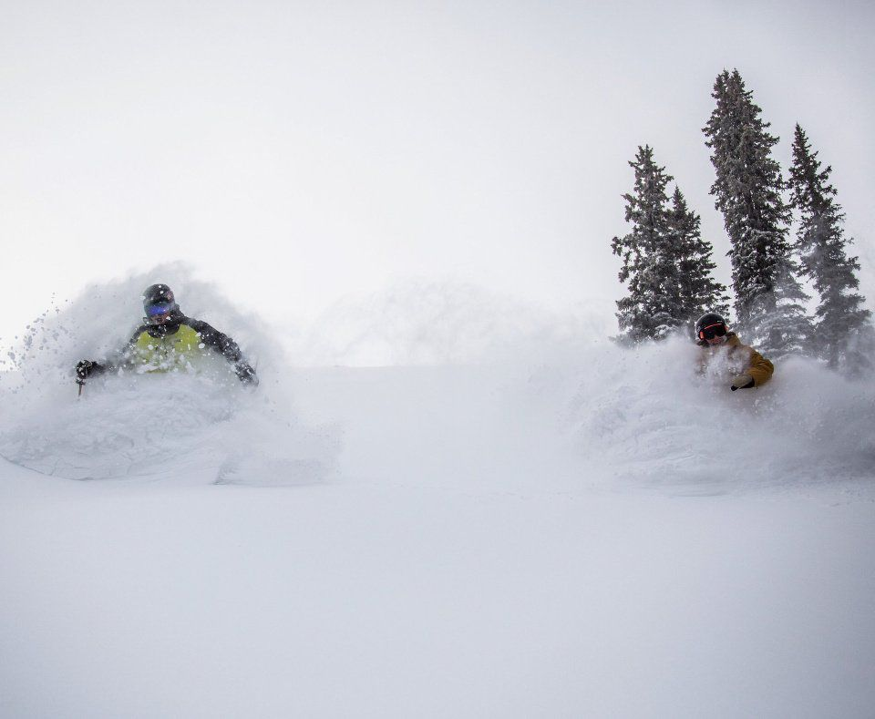 The Snow Blog: Wolf Creek hit with 20 inches of snow in first of three storms