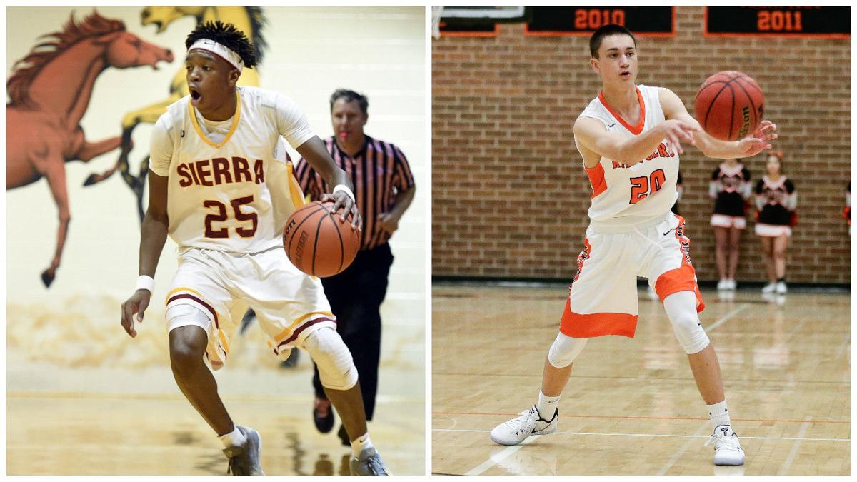 Sierra, Lewis-Palmer boys' basketball programs renew playoff rivalry
