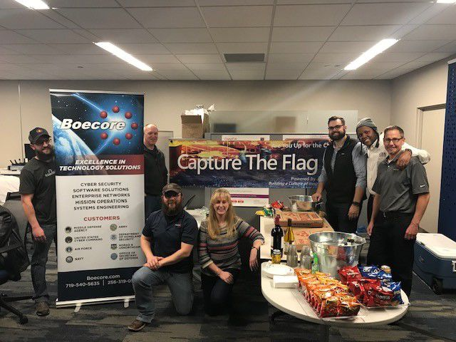 Capture the flag competition at National Cyber Security Center-Photo 1
