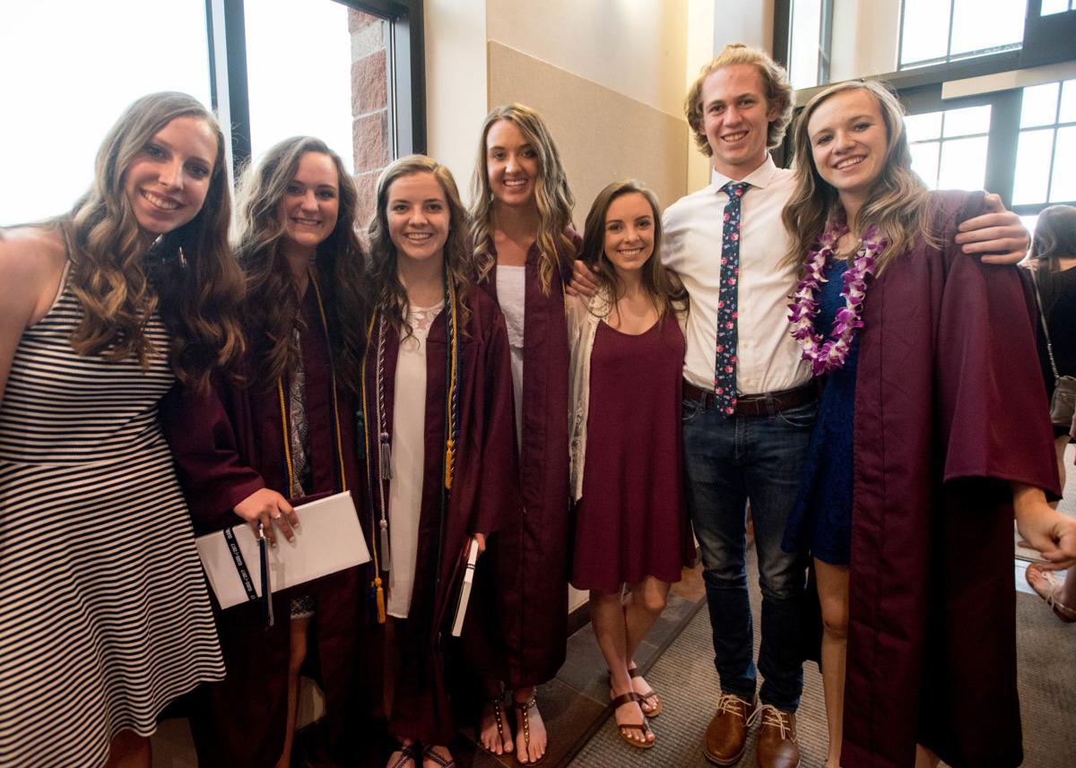 2017 The Classical Academy Graduation