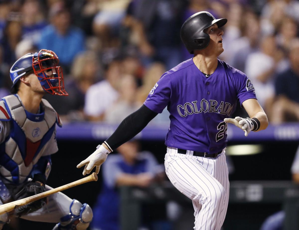 colorado rockies' 2019 regular-season schedule released; red sox, al