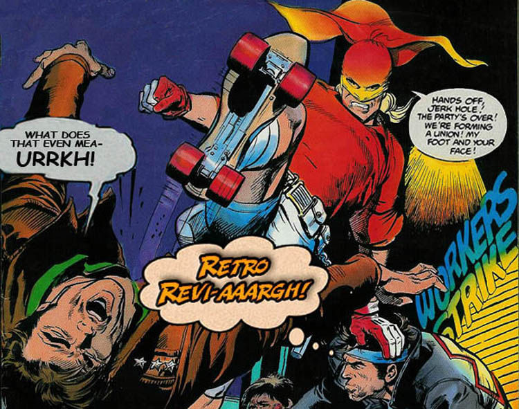 The 11 lamest superheroes of all time | Lifestyle | gazette com
