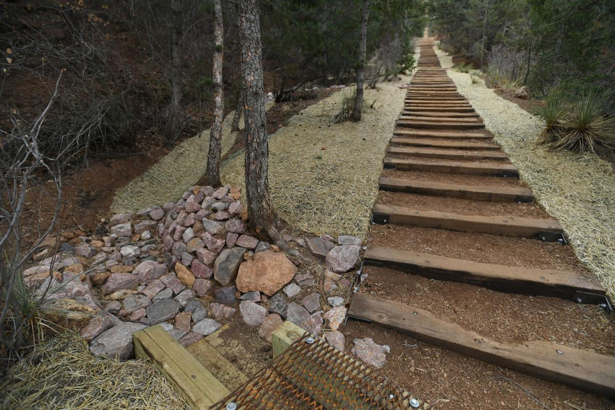 Manitou Incline has brand-new look after 15 weeks of repairs