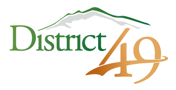 School District 49 logo