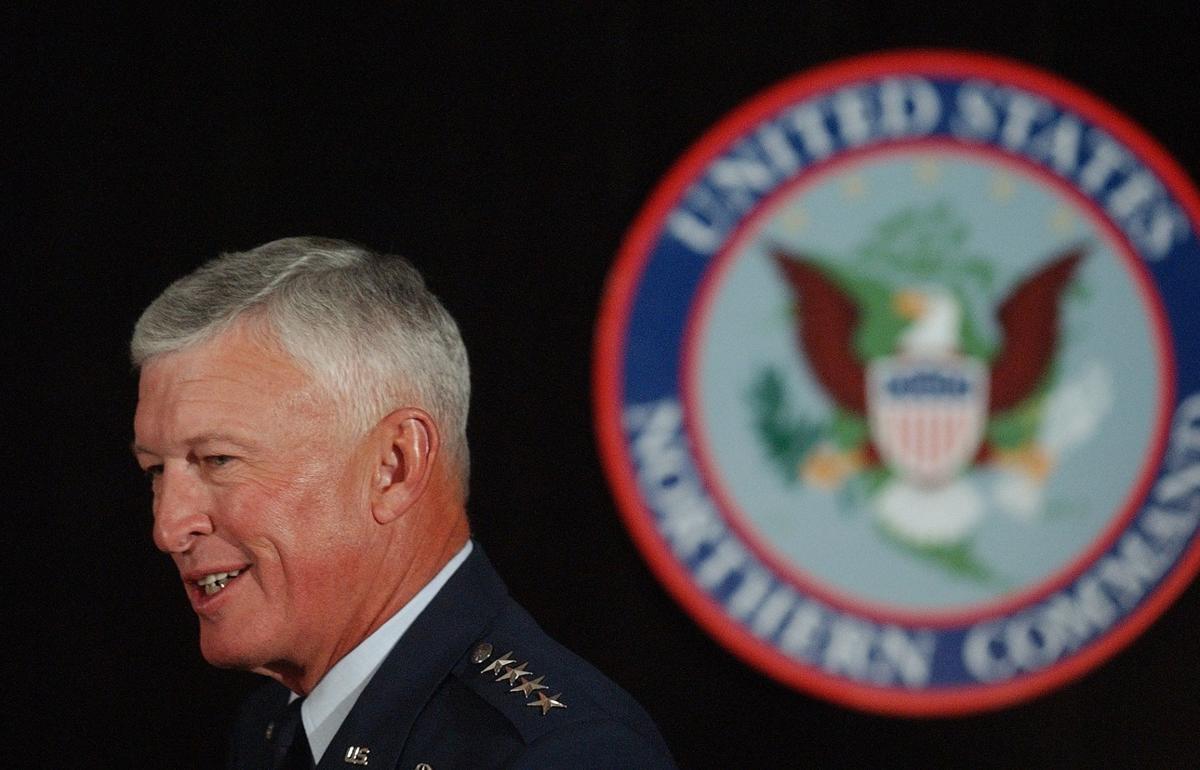 Gen. Eberhart