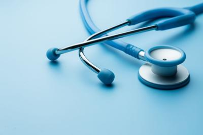 Stethoscope on the table (copy)