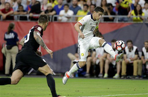 With 1-0 loss to Colombia, US finishes 4th in Copa America