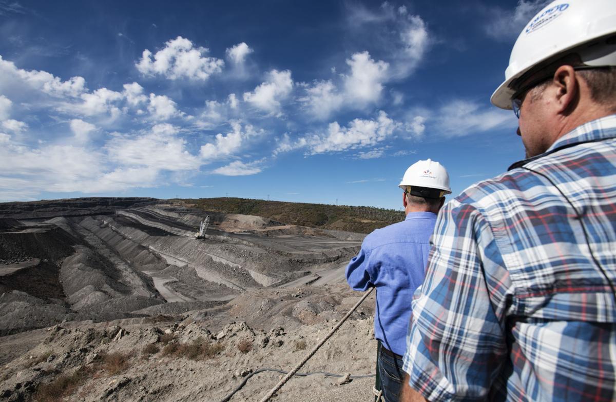 Colowyo Mine coal