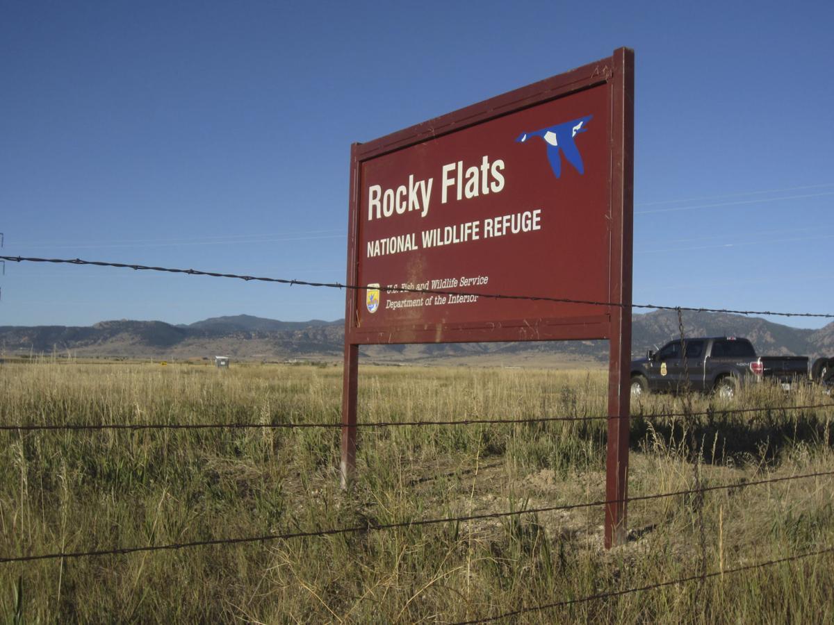 Ex-nuke site open to public as wildlife refuge