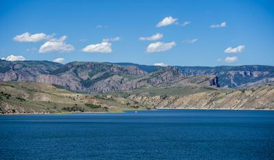 Blue Mesa Reservoir-Low Levels