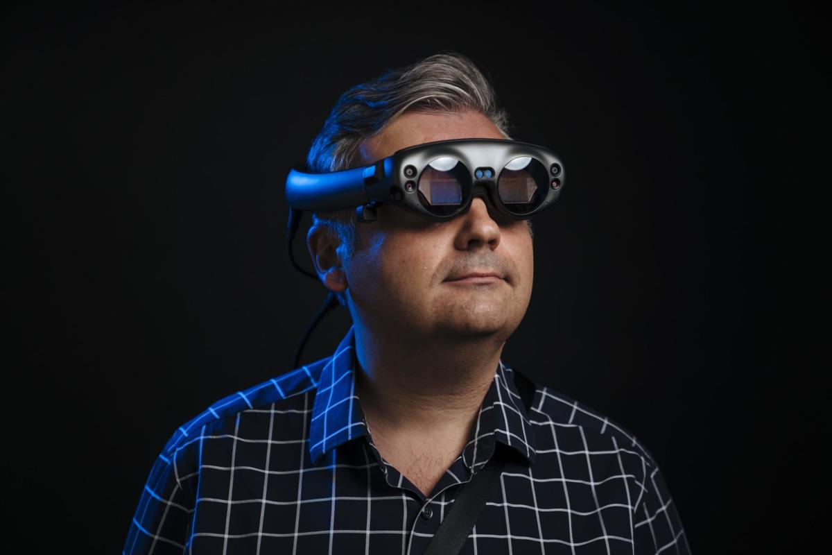 7f5e2810566 Magic Leap s augmented reality gear meets actual reality