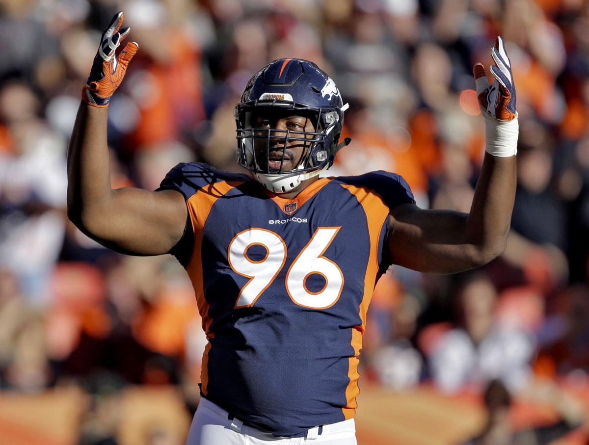 8d858fb00bf Woody Paige: Denver Broncos' defensive front seven could be among best,  worthy of