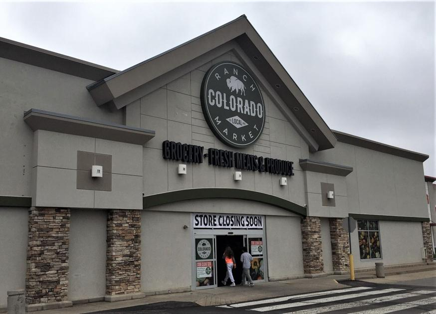 Strike three: Colorado Springs shopping center loses its third grocery store