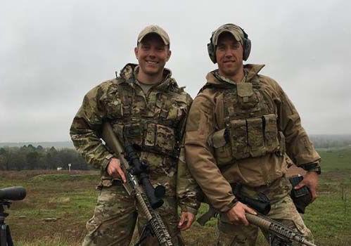 Micah Fulmer and Tristan ivkov