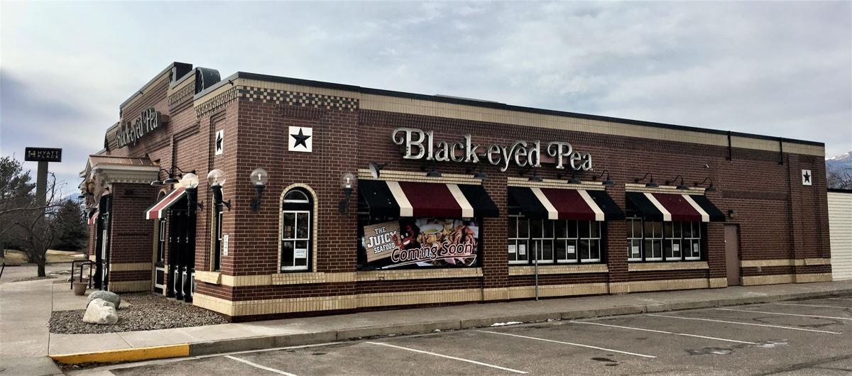 Black-eyed Pea closes 1 of 2 Colorado Springs locations